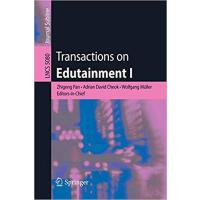 【预订】Transactions on Edutainment I 9783540697374
