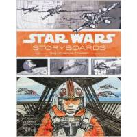 现货 Star Wars Storyboards 星球大战最初三部曲电影分镜手稿
