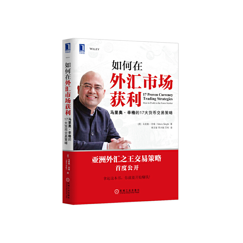 如何在外汇市场获利:马里奥o辛格的17大货币交易策略(亚洲外汇之王交易策略首度公开。拿起这本书,你就能开始赚钱!)
