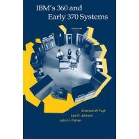 【预订】Ibm's 360 and Early 370 Systems