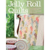 【预订】Jelly Roll Quilts