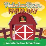 【预订】Peekaboo Barn Farm Day 9780763675660