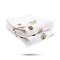 婴幼儿生态竹纺宝宝儿童口水巾洗脸巾手帕小方巾婴儿毛巾