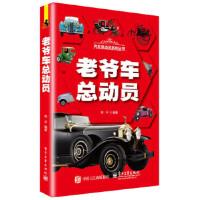 老爷车总动员(全彩),林平著,电子工业出版社,9787121254550【正版图书 质量保证】
