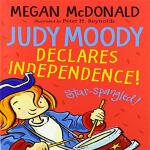 英文原版JudyMoodyDeclaresIndependence!