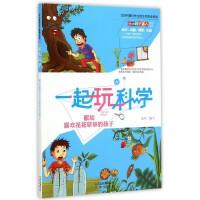 一起玩科学(献给喜欢花花草草的孩子)/小小科学达人系列丛书儿童少儿科普读物 假期读本 科学科普知识