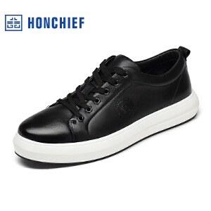 红蜻蜓旗下品牌HONCHIEF  男鞋休闲鞋秋冬鞋子男板鞋KTA1218