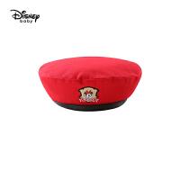 【专区79元3件】迪士尼周末派对女童梭织贝雷帽