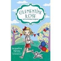 【预订】Clementine Rose and the Birthday Emergency