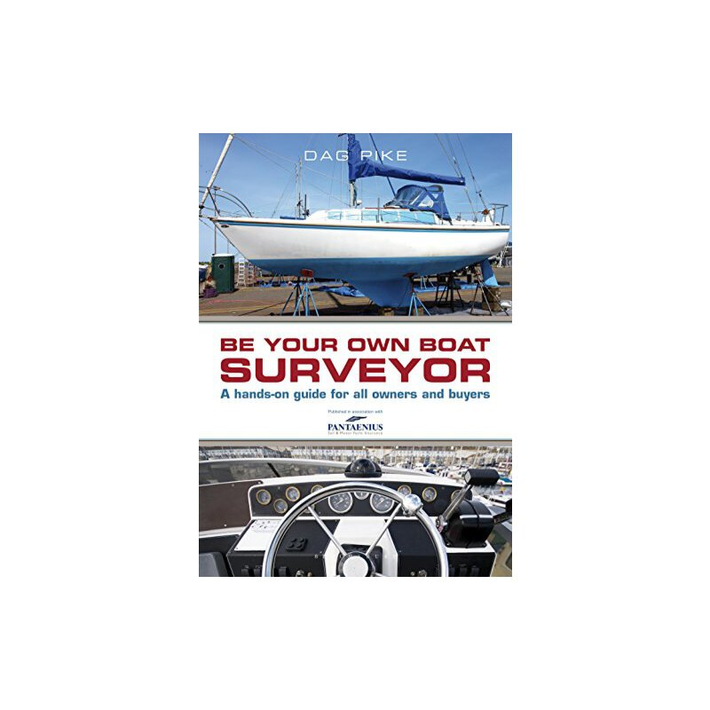 【预订】Be Your Own Boat Surveyor: A Hands-On Guide for All Owners and Buyers 美国库房发货,通常付款后3-5周到货!
