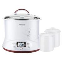 天际 2.2L微电脑隔水电炖锅 家用不锈钢电炖盅煲汤煮粥电炖盅预约定时