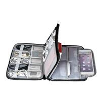 小米联想华为电脑配件收纳包鼠标充电器电源包数码便携收纳包