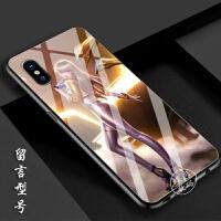 LOL周�kda女�F�O果iPhoneX 8Plus 7p 6plus玻璃手�C�つ�