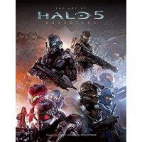 英文原版《光晕5》制作艺术设定集画册 The Art of Halo 5: Guardians 原版精装