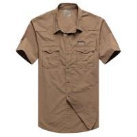 ONEPOLAR 极地T恤衫速干衣男式登山服装速干衣快干衬衫户外衬衣 121122559