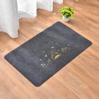 进门地垫厨房卫生间吸水脚垫浴室防滑门垫子入户门口卧室地毯定制