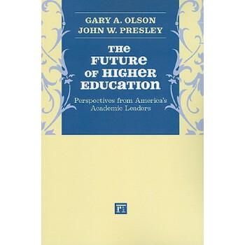 【预订】The Future of Higher Education: Perspectives from America's Academic Leaders9781594517976 美国库房发货,通常付款后3-5周到货!