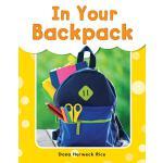 【预订】In Your Backpack (Grades Pre K-K) 9781493898244