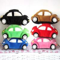 毛绒仿真卡通小汽车玩具甲壳虫抱枕创意玩偶公仔男女生生日礼物 45厘米