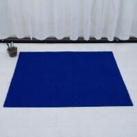 定做大红丝圈加厚地毯地垫迎宾入户门垫定制剪裁防水防滑脚垫pvc