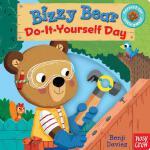 【预订】Bizzy Bear: Do-It-Yourself Day