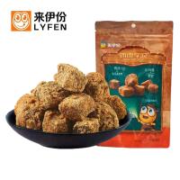 �硪练菸逑闩H饬�120g*2 �L干牛肉粒小包�b零食休�e食品小吃
