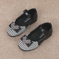 女童皮鞋公主鞋2019春季1-3-6岁宝宝鞋软底小女孩儿童