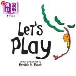 【中商海外直订】Let's Play