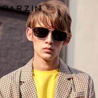 帕森新款时尚大框男士偏光太阳镜司机开车驾驶休闲潮方框墨镜8057