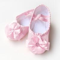 儿童舞蹈鞋软底芭蕾舞鞋猫爪鞋体操鞋少儿舞蹈练功鞋