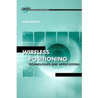 【预订】Wireless Positioning Technologies and Applications 9781