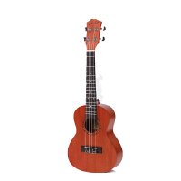 altamira尤克里里初学者23寸小吉他儿童男女入门单板乌克丽丽 23寸全桃花芯面单+配件