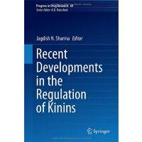 【预订】Recent Developments in the Regulation of Kinins