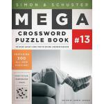 【预订】Simon & Schuster Mega Crossword Puzzle Book Series 13 9