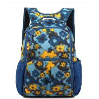 新款韩版休闲双肩背包大容量  多功能户外背包外出包