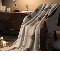 双层仿羊羔绒毛毯被子冬季加厚珊瑚绒毯子学生单人保暖法兰绒床单k