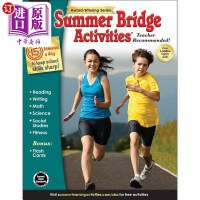 【中商海外直订】Summer Bridge Activities, Grades 7 - 8