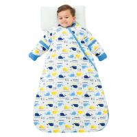 棉四季通用厚 睡袋婴儿春秋冬季宝宝儿童被冬款