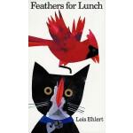 【预订】Feathers for Lunch 9780152009861