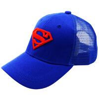 小孩帽子2-8岁男女童儿童棒球帽大檐鸭舌圆顶网布帽出游