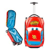 儿童旅行箱男孩18寸拉杆箱汽车行李箱多功能户外旅行箱手拉箱