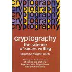 【预订】Cryptography The Science of Secret Writing