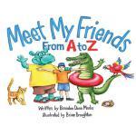【预订】Meet My Friends from A to Z