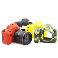 750D相机套佳能70D 6D2 1300D 1500D 100D 6D相机包77D硅胶套 保护套5