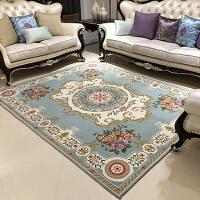 欧式客厅沙发茶几垫卧室门厅床边书房地毯家用防滑简欧长方形垫子
