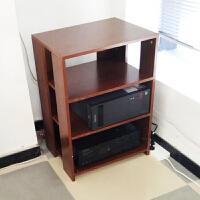 音响机柜 音响机柜器材架木KTV点歌柜音箱调音台设备柜