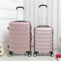 茉蒂菲莉 万向轮l拉杆箱 旅行箱包镜面拉杆箱皮箱男女款密码箱子20寸24寸行李箱