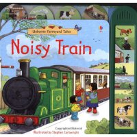 Noisy Train Book 闹闹音乐书:火车