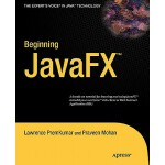 【预订】Beginning Javafx