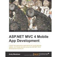 【预订】ASP.Net MVC 4 Mobile App Development